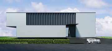 Moderne luxe villa Friesland, Heerenveen