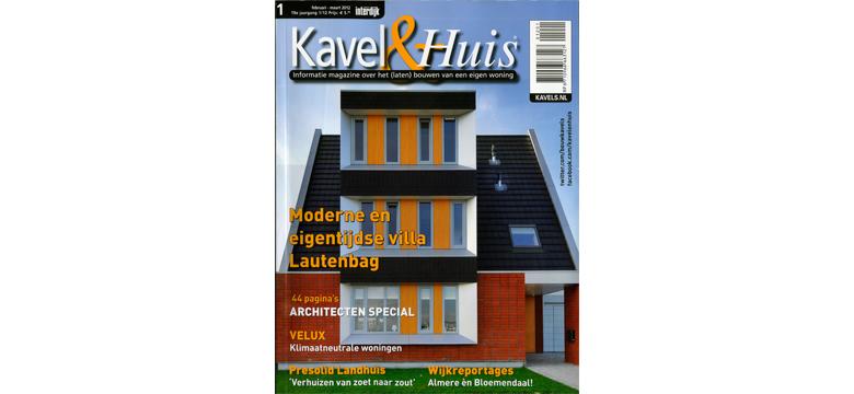 Kavel & Huis, woning Heerenveen