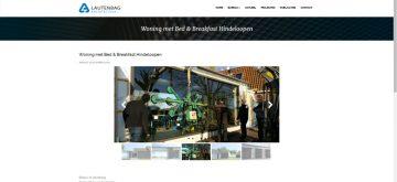 Vernieuwde website Lautenbag Architectuur