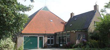 Ontwerp verbouwing woonboerderij Oudebildtzijl, Architectuur Friesland