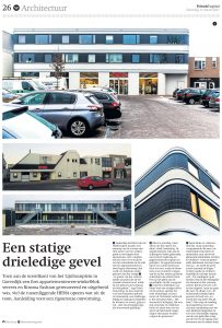 'Onze' HEMA gepubliceerd in Friesch Dagblad