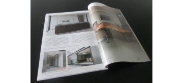 Publicatie The art of living Villa Hindeloopen, Architectuur Friesland, schuurwoning