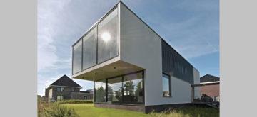 Villa Heerenveen, Architectuur Friesland