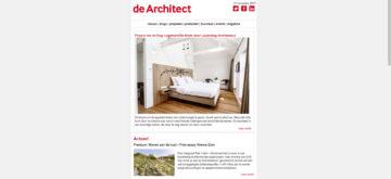 Luxurious apartments Netherlands, logement De Hinde