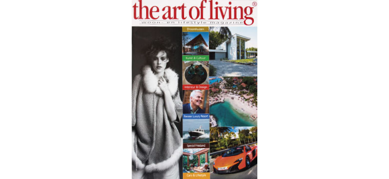 The Art of Living, villa Hindeloopen