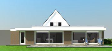 Verbouwing woning Leeuwarden, architect Friesland