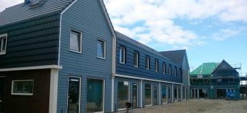 Woningbouw starterswoningen architectuur