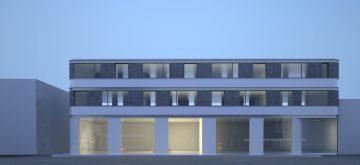Retail architectuur, HEMA, projectontwikkeling appartementen