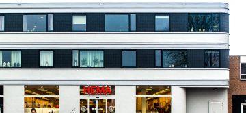 HEMA appartementen, Houwer vastgoed, projectontwikkeling HEMA