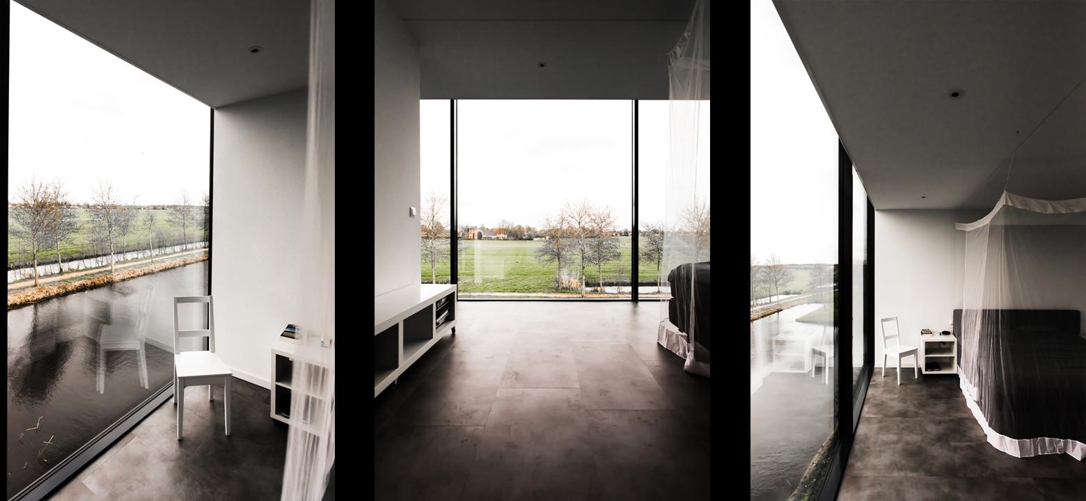 kubistische villa Friesland