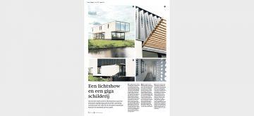 Moderne architectuur Gemeente Heerenveen, Villa Heerenveen
