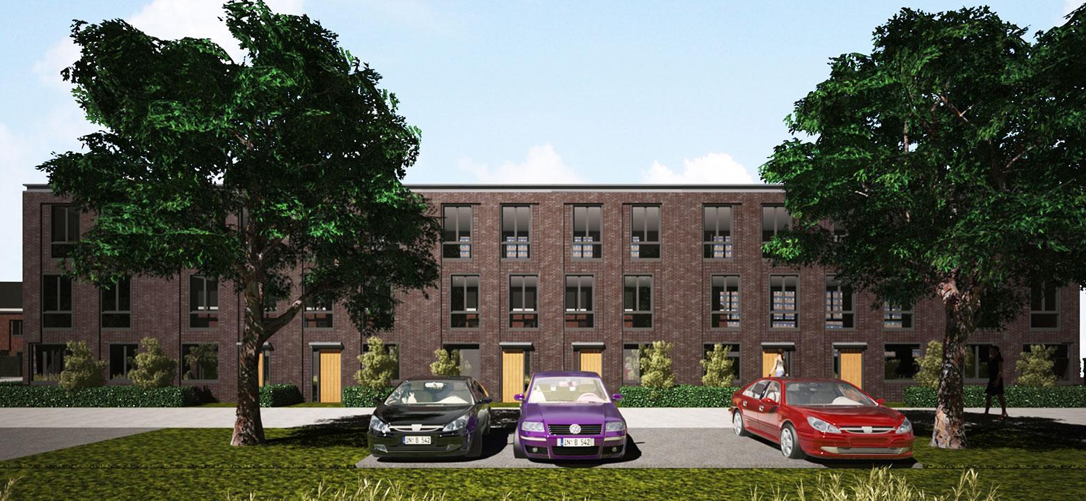 55 Stadsvilla's en eengezinswoningen Heerhugowaard