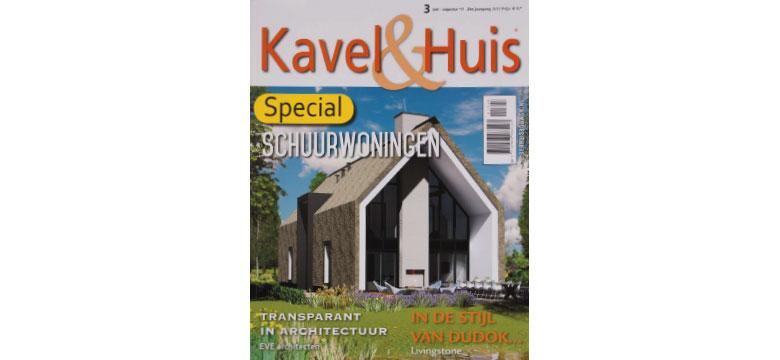 Kavel & Huis, villa Hindeloopen