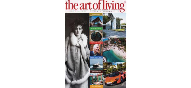 The Art of Living, villa Hindeloopen